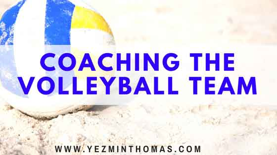 Becoming a Youth sports volunteer coach