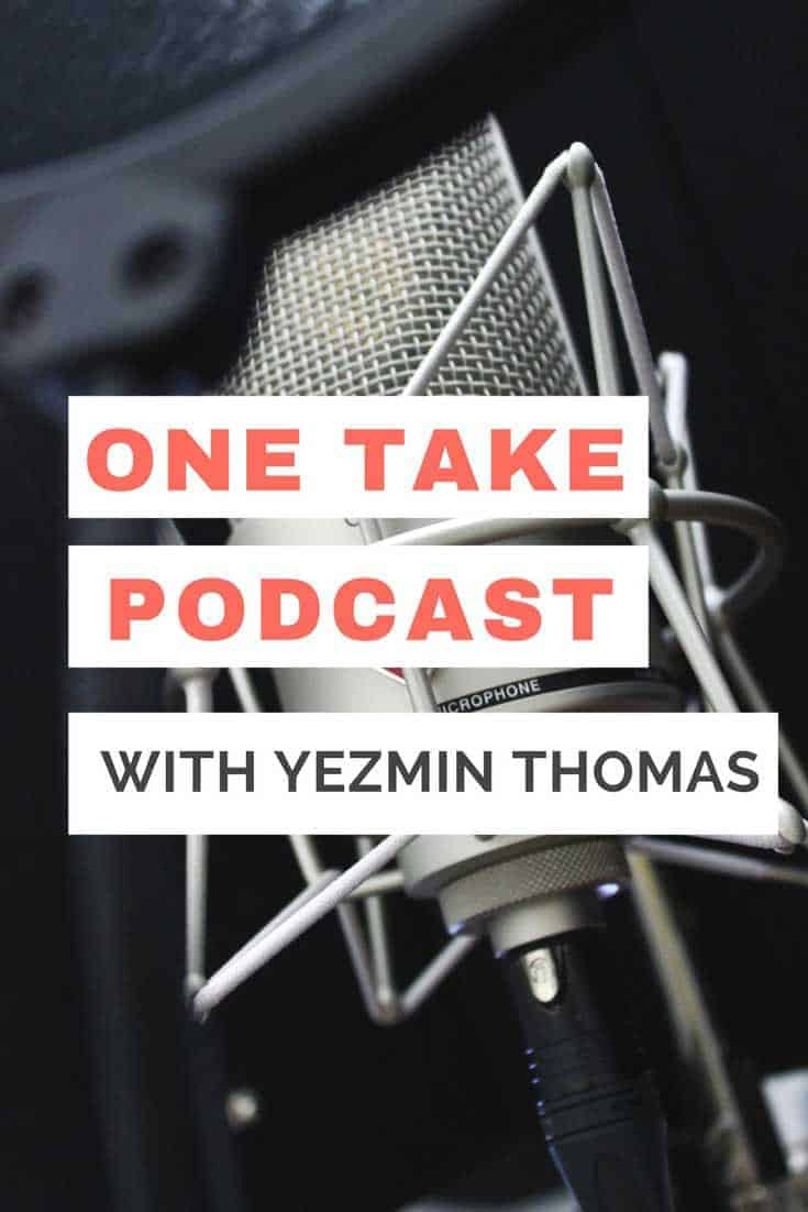 one take podcast pinterest