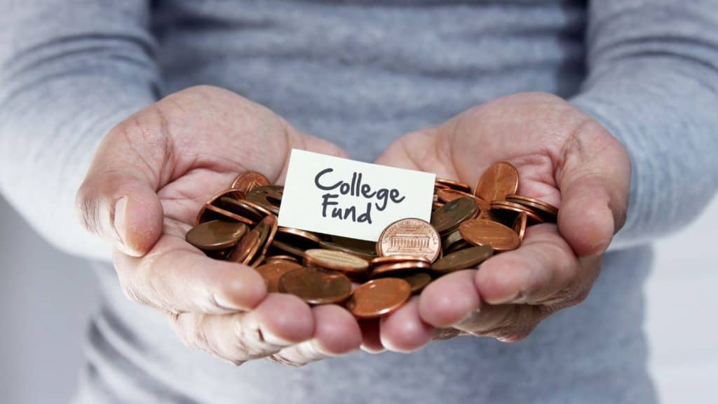 DAVE RAMSEY'S BABY STEPS: #5 SAVE FOR YOUR KIDS' COLLEGE