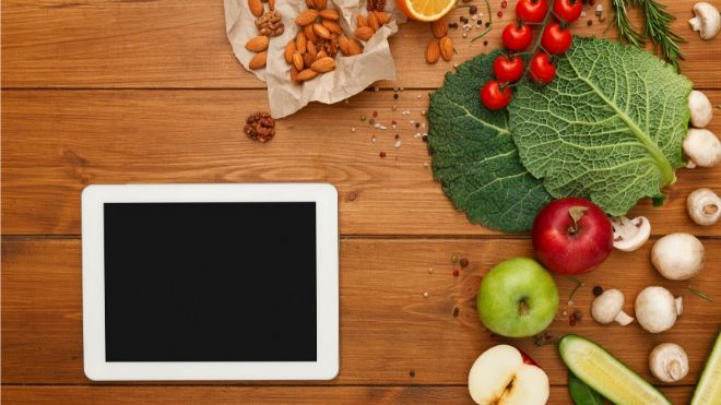 Order your groceries online and avoid going to the store to save money.