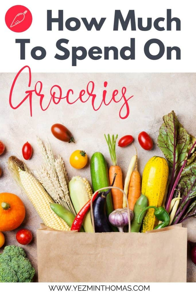 Figuring out how much to spend on groceries is tricky, but these guidelines will help you figure out your food budget for yourself or your entire family.