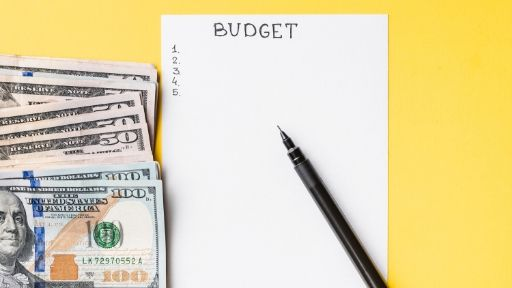 DOING A BUDGET ON PURPOSE EVERY MONTH WILL HELP YOU ACHIEVE YOUR FINANCIAL GOALS FASTER
