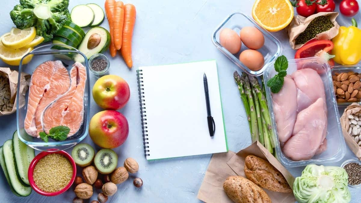 Meal planning for a month made easy