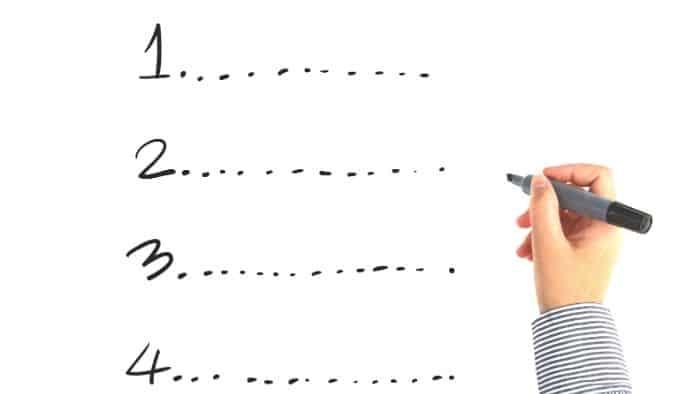HOW TO SET GOALS RULE #6: BREAK DOWN YOUR GOALS